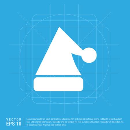 Snowflake flat icon Imagens - 118248904