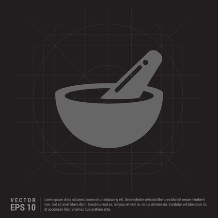 Icon of bowl and chopsticks