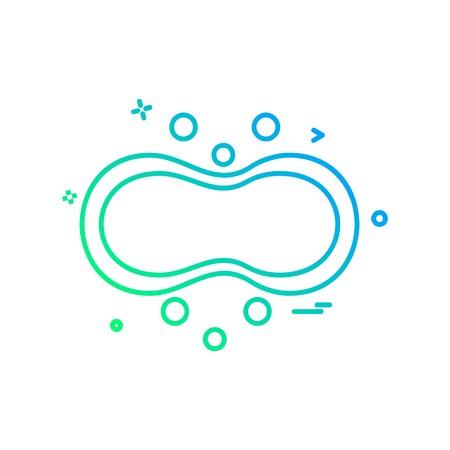 Soap icon design vector