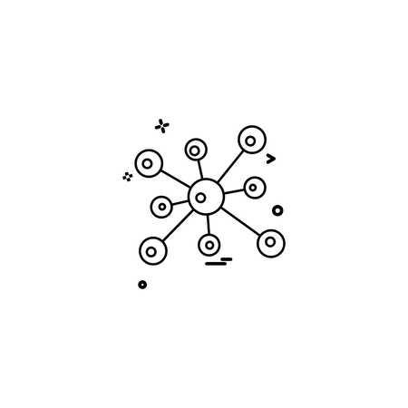 Medical icon design vector Stockfoto - 110233595