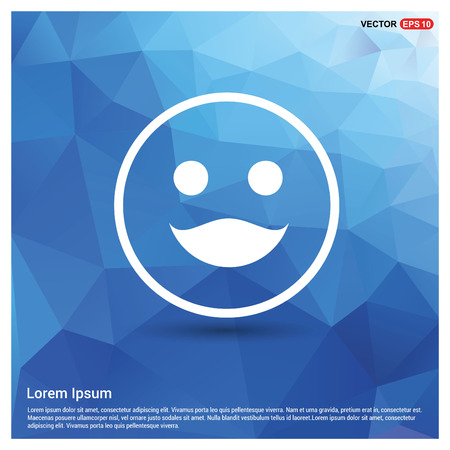 smiley icon, Face icon