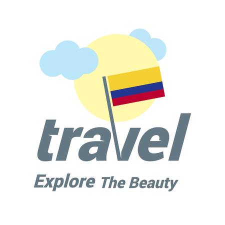 Web travel icon