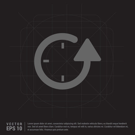Repeat Clock Icon