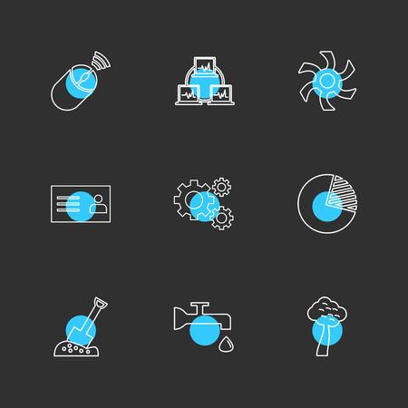 Icon design vector Stock Illustratie