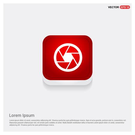 Camera Lens Icon 向量圖像