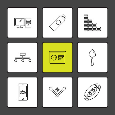 wifi , internet , connectivity , pie chart , network , coins , graph , infrared , icon, vector, design,  flat,  collection, style, creative,  icons Çizim