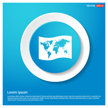 Map Location Icon Stock Vector - 110759711