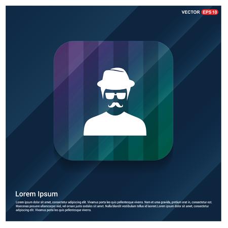 Education User Icon - Free vector icon