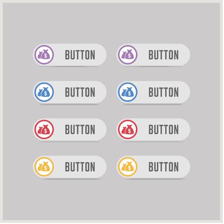 Money Bag icon - Free vector icon