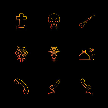 cross , spider , web ,halloween , rip , graveyard , horror , pumpkin , grave , cross , bat , scary , scare , candy , rip , horror , night , spider , icon, vector, design,  flat,  collection, style, creative,  icons