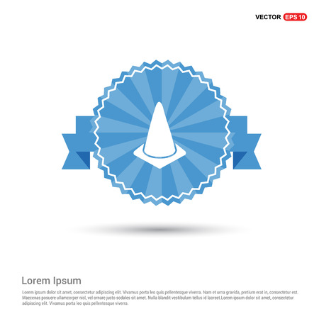 Cone Icon Illustration