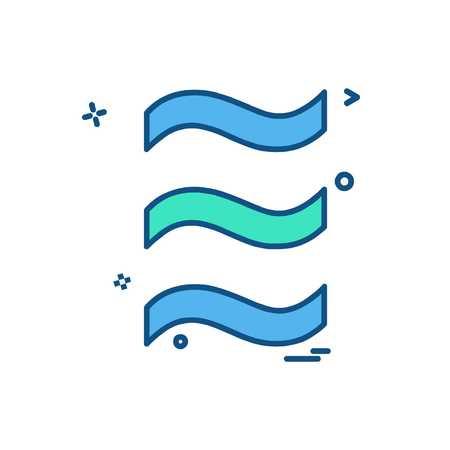 Code icon design vector