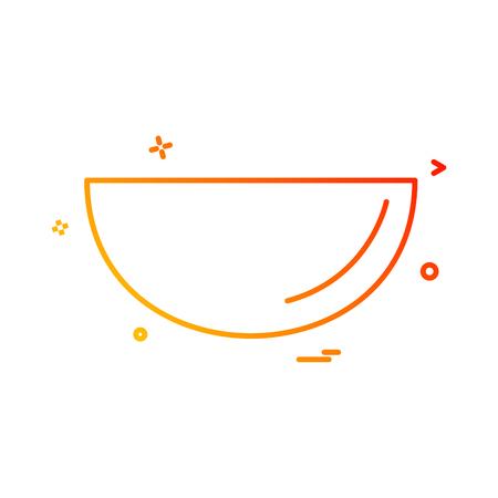 laboratory apparatus icon vector design