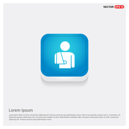 patient, icon Illustration