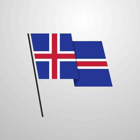 Iceland Ilustração