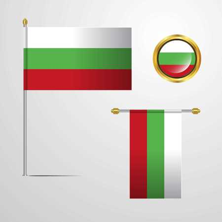 Bulgaria Illustration
