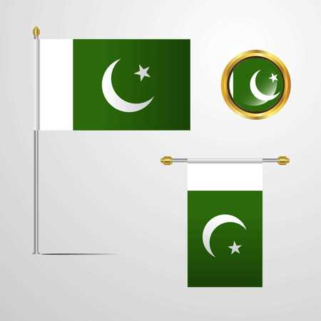 Pakistan Illustration