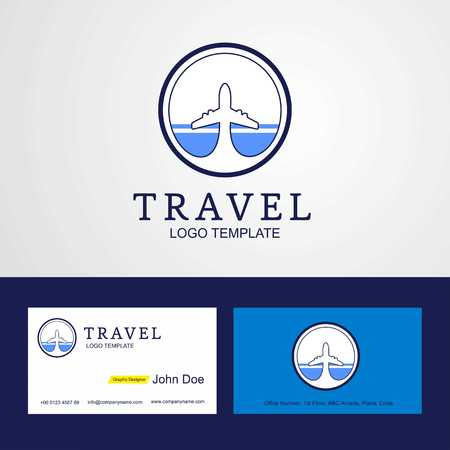 Travel Altai Republic Creative Circle flag Logo and Business card design
