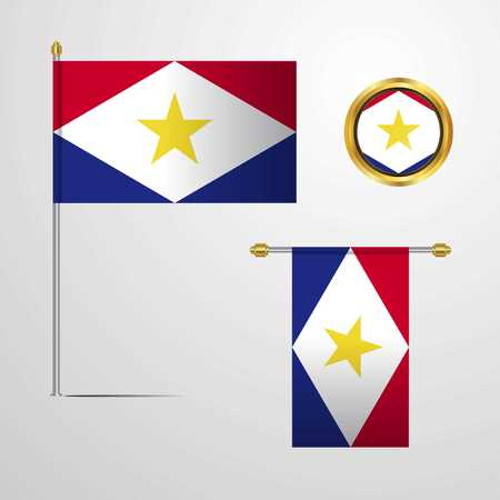 saba flag
