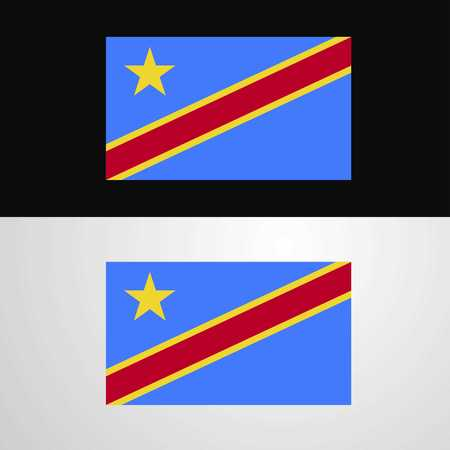 Comoros Flag banner design
