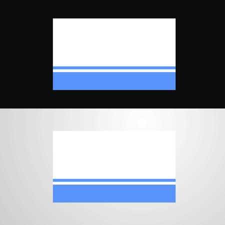 Altai Republic Flag banner design