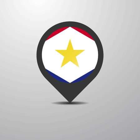 saba Map Pin