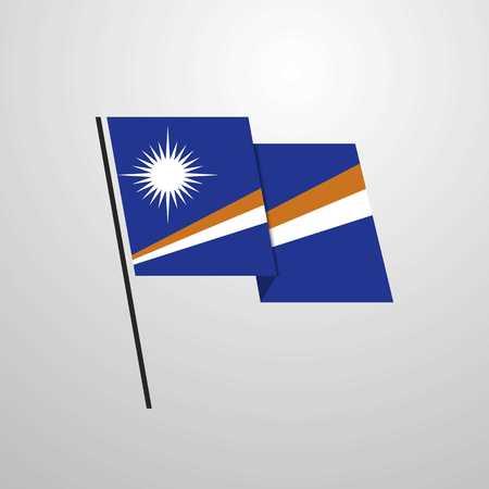 Marshall Islands  イラスト・ベクター素材