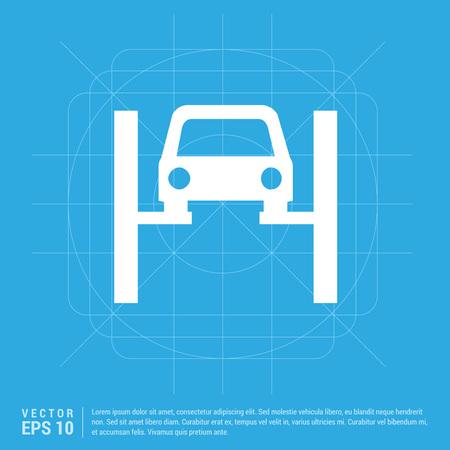 Repair Car Icon