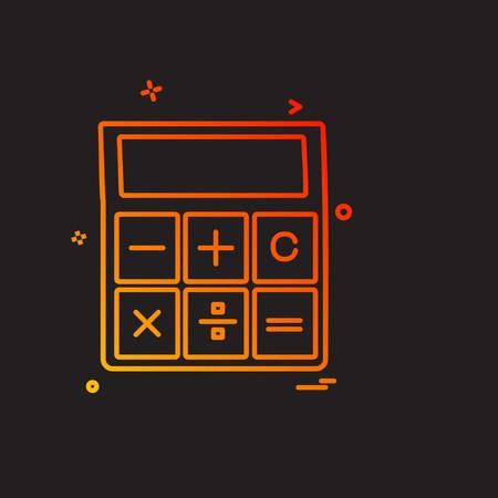 Business icon design vector