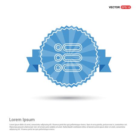 menu icon Banque d'images - 111449939