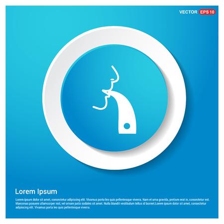 inhaler icon Illustration