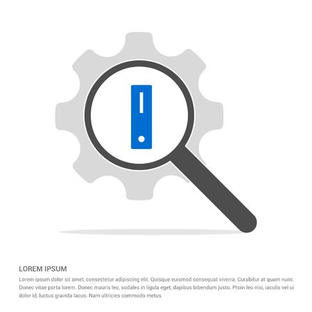 Icône du serveur - Icône vecteur libre