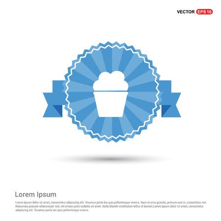 Popcorn exploding inside the packaging icon Çizim