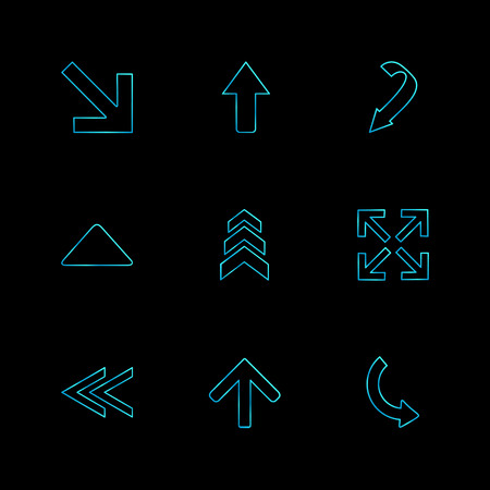 back ,arrows , directions , left , right , pointer , download , upload , up , down , play , pause , foword , rewind , icon, vector, design,  flat,  collection, style, creative,  icons Illustration