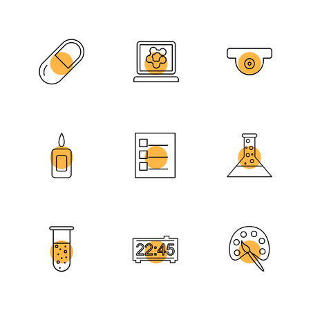 chemical , madical , lab, science , beaker , testtube , flask ,icon, vector, design,  flat,  collection, style, creative,  icons 向量圖像
