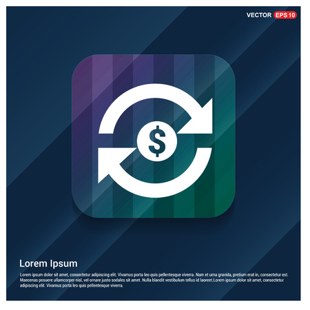 Currency Convert Icon