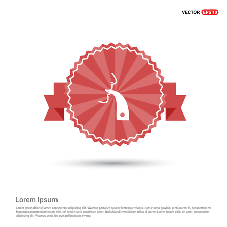inhaler icon - Red Ribbon banner