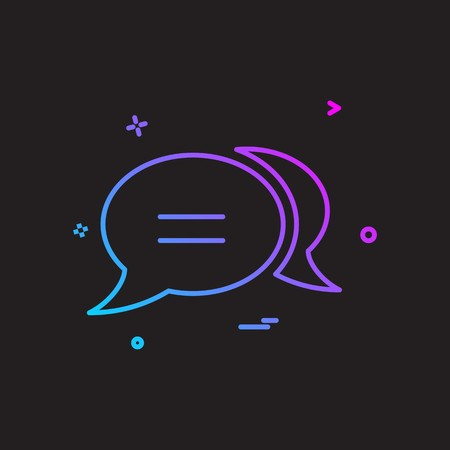 Chat dialog discussion forum messenger sms