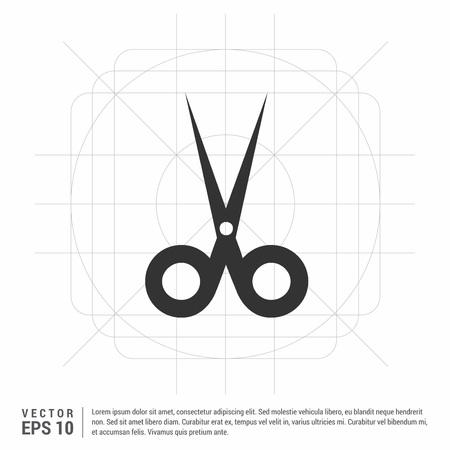 Halloween Scissors icon