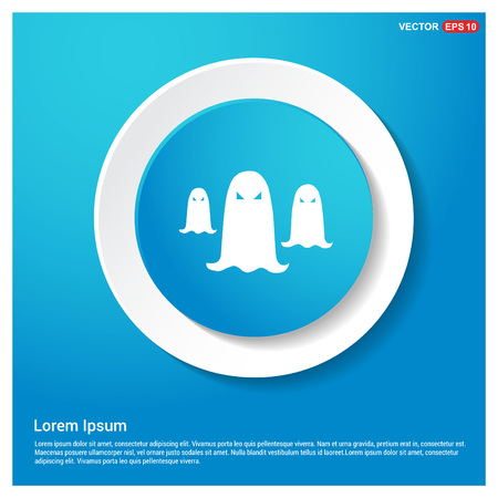 Ghost icon 일러스트