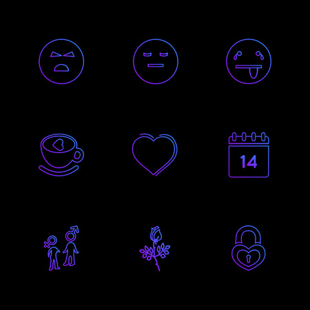 Emoji , emoticons , eomtions , smileys , sad , happy, cry , laugh , love , angry,  annoying,  confused , nervous , heart broken , romantic, icon, vector, design,  flat,  collection, style, creative,  icons