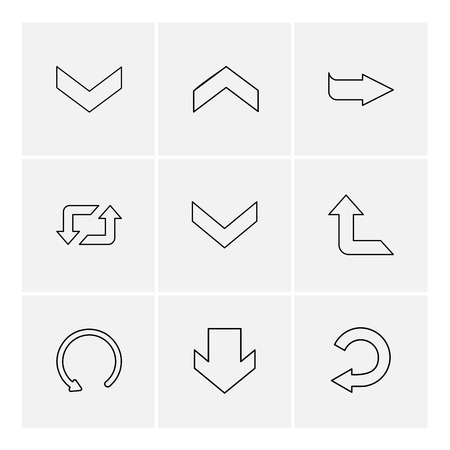reset , up , next , arrows , directions , left , right , pointer , download , upload , up , down , play , pause , foword , rewind , icon, vector, design,  flat,  collection, style, creative,  icons