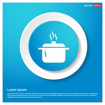 Icône de marmite Vecteurs