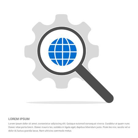 World globe icon - Free vector icon