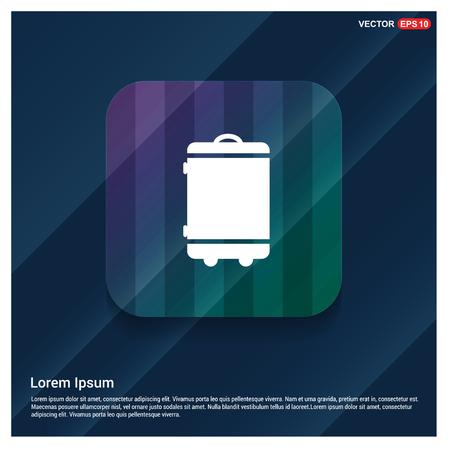 Bag icon - Free vector icon