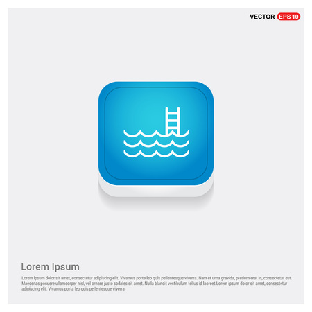 Water pool icon