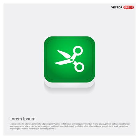 Scissors icon 写真素材 - 118360164