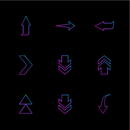 down , up ,  play , arrows , directions , left , right , pointer , download , upload , up , down , play , pause , foword , rewind , icon, vector, design,  flat,  collection, style, creative,  icons Illustration