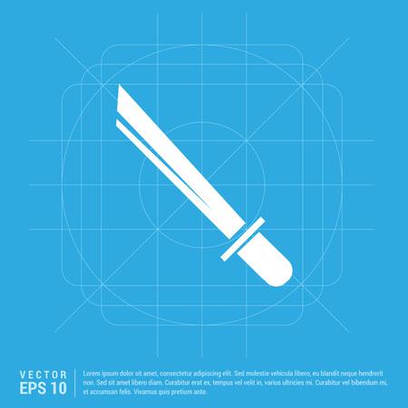 Katana Sword Icon