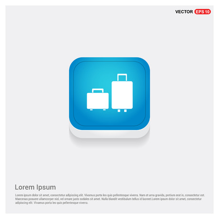 Luggage bags Icon